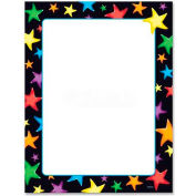 "Trend Gel Stars Terrific Multipurpose Paper, TEPT11413, Letter 8.50"" x 11"", 50/Pack"
