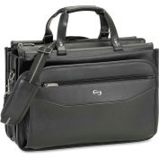 "Solo® Carrying Case (Briefcase) for 16"" Notebook - Black"