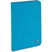 """Verbatim® Folio Case for  iPad Mini, 5-7/10""""x8-3/10"""", Aqua Blue"""