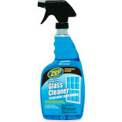 Zep® Streak-free Glass Cleaner 32 oz. Trigger Bottle ZPEZU112032