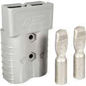 SB® APP® Connector 6320G1 - 2/0 Wire Gauge - 350 Amp - Gray