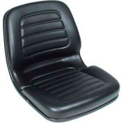 "TVH Parts Vinyl Forklift Seat SY1732 - 18-3/4""W x 22""D x 17-1/2""H"