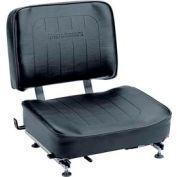 "TVH Parts Vinyl Forklift Seat SY1812 - 18""W x 22""D x 18""H"