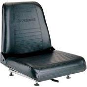 "TVH Parts Vinyl Forklift Seat SY1845 - 18-3/4""W x 21""D x 17-1/2""H"