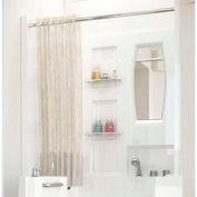 MediTub 3140 Series  Shower Enclosure, 31 x 40, White