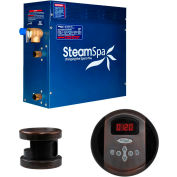 SteamSpa Oasis OA750OB Steam Generator Package, 7.5KW, Oil Rubbed Bronze