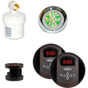 SteamSpa Royal RYPKOB Control Kit, Oil Rubbed Bronze