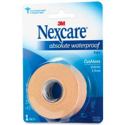 "First Aid Waterproof Tape, 15'L x 1""W, Flexible"