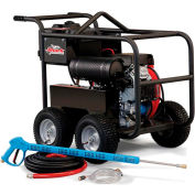 Shark BR 4.0 @ 5000 Honda Gx630 Elect. Start Cold Water Belt Drive Pressure Washer