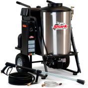 Shark HPB Hww 3.5 @ 3500 7.5 HP Beltdrive 230v 1ph Hot Water Pressure Washer