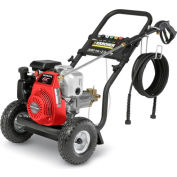 Shark RG 2.5 @ 3000 Honda Gc190 Gas Cold Water Direct Drive Pressure Washer
