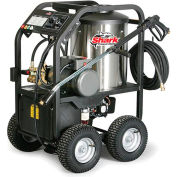 Shark STP 3.5 @ 2000 5 HP 230v 1ph Direct Drive Hot Water Pressure Washer