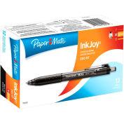 Paper Mate® InkJoy 300RT Pen, 1.0 mm, Black Ink - Pkg Qty 12