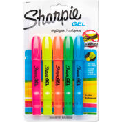 Sharpie® Gel Highlighter - Assorted Colors - 5 Pack