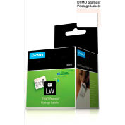 "DYMO® Stamps® Internet Postage Labels 1 5/8"" x 1 1/4"" Black on White"