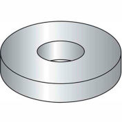 "1/2"" SAE Flat Washer - 304 Stainless Steel - Asme B18-22-1 - Pkg of 100"