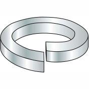 """1/4"""" Split Lock Washer Hlcl Reg 316 Stainless Steel (ASME B18-21-1) Pkg Of 100"""