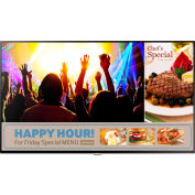 "Samsung 40"" LED Smart Signage TV"