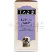 Starbucks® Tazo Black Tea, Earl Gray Blend, Single Cup Bags, 24/Box