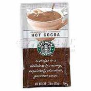 Starbucks® Gourmet Hot Cocoa Mix, 1.25 Oz., 24/Box