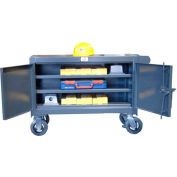 Strong Hold Products 32.3-162CA Low-Rise Mobile Cart
