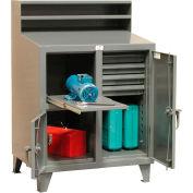 Strong Hold Toolarama-Shop Desk Combo 36 x 28 x 54