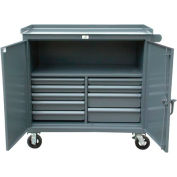 Strong Hold Products 4.4-TC-241-9/5DB Departmental Tool Cart