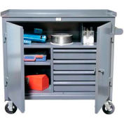 Strong Hold Products 4-TC-242-4DB-SDC Modular Tool & Maintenance Cart