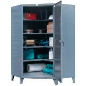 Strong Hold® Heavy Duty Corner Cabinet 446-COC-244 - 48 x 24 x 78