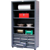 Strong Hold Combination Shelving Unit 52 x 20 x 72