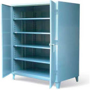 "Strong Hold Heavy Duty Storage Cabinet 45-363 - 48""W x 36""D x 66""H"