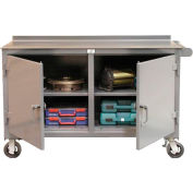 Strong Hold Products 52.7-DSTC-302CA Mobile Assembly Cart