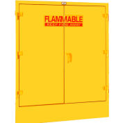 Strong Hold® Flammable Drum Storage Cabinet 55.5DSC - 32 x 30 x 72