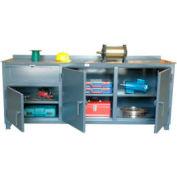 Countertop Model with Multi-Storage 108 x 30 x 34