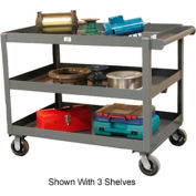 Strong Hold® SC2436-2 Service & Utility Cart