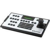 COP Security Joystick Speed Dome Controller 15-AU50H, 3 Stage, RS485/RS232 Communication