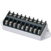COP Security Terminal Block Bus Bar 15-TB01, Splits 1 Input To 8 Outputs