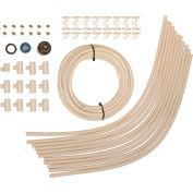"SPT SM-3812 3/8"" Cooling Kit 12 Nozzles , 18-Ft Hose, & 11 2-Ft Segments"