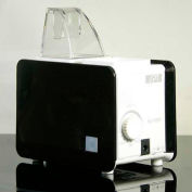 Sunpentown SPT® Personal Humidifier, Humidity Output Per Hour 120CC, Black/White