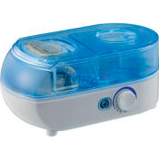 Sunpentown SPT® Personal Humidifier With ION, 7 Hour Capacity, Blue/White