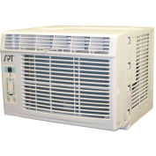 SPT® Window Air Conditioner w/ Remote Control, 6000 BTU, 115V, Energy Star - WA-6022S