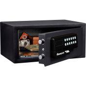 "SentrySafe Security Safe H060ESB Card Access/Electronic Lock, 15""W x 11""D x 7""H, Black"