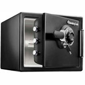 "SentrySafe Fire & Water Safe w/Combo Lock & Keyed Lock SFW082DTB 16-5/16""W x 19-5/16""D x 13-11/16""H"