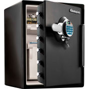 "SentrySafe Fingerprint Biometric Fire Safe SFW205BPC  18-5/8""W x 19-5/16""D x 23-13/16""H Black"