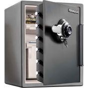 "SentrySafe Fire Safe® SFW205DPB Combination Lock, 18-5/8""W x 19-5/16""D x 23-13/16""H, Gray"