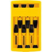 Stanley® 66-052, 6 Piece Precision Screwdriver Set