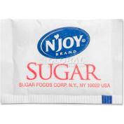 Sugar Foods Pure Cane Sugar, 2.8 G, 2000/Box