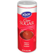 N'Joy® Sugar Foods Pure Cane Sugar, 20 Oz. Canister