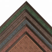 "NoTrax® Portrait™ Entrance Mat 3/8"" Thick 4' x 6' Green"