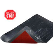 """NoTrax® Marble Sof-Tyle™ Anti Fatigue Mat 1/2"""" Thick 3' x Up to 75' Blue"""